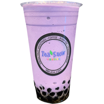 23. Taro Milk Tea