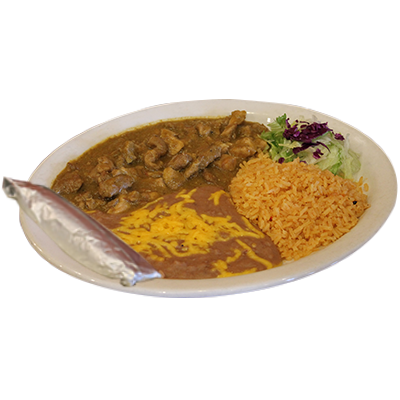 #12 Green Chile