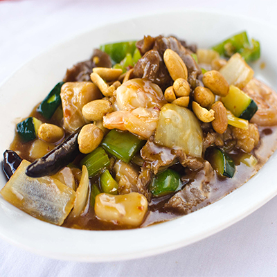 Kung Pao Delight