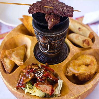 Po Po Platter (Appetizer Sampler for 2)