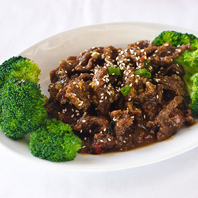 Taiwanese Style Beef