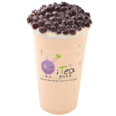C9 Rose Milk Tea