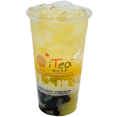 D3 Pineapple Fruit Tea