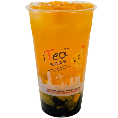 D6 Mango Fruit Tea