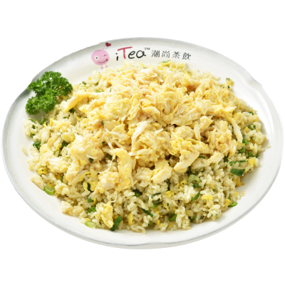Y93 Real Crab Meat Fried Rice