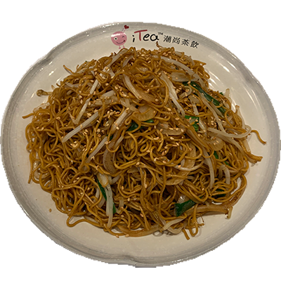Y104 Supreme Soy Sauce Chow Mein
