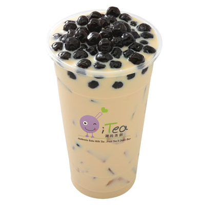 B1 Signature Boba Milk Tea