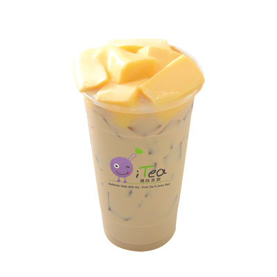 B2 Milk Tea with Pudding