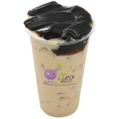 C10 Wintermelon Milk Tea