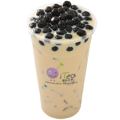 C3 Roasted Oolong Milk Tea