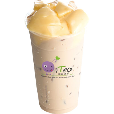C4 Okinawa Milk Tea