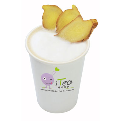 I1 Fresh Ginger Milk Drink