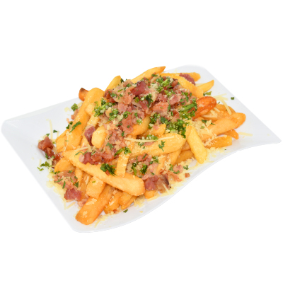 Y14 Bacon & Parmesan Fries