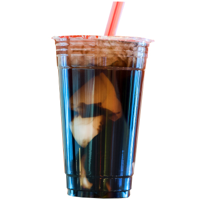 12. Coconut Juice Grass Jelly (24 OZ)