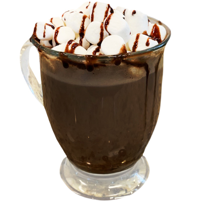 77. Hot Chocolate (16 OZ)