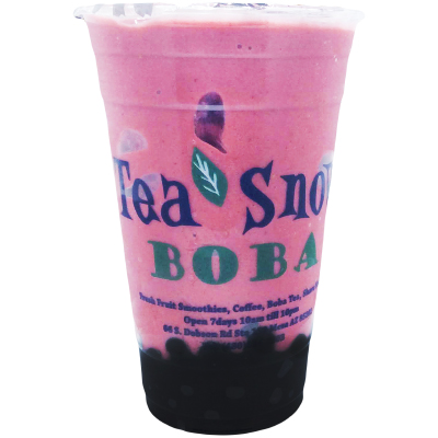 25. Strawberry Milk Tea