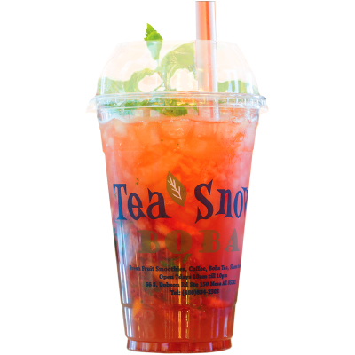 14. Strawberry Mojito (24 OZ)