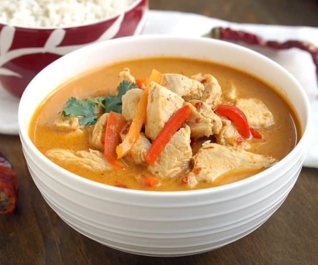 15. Red Curry