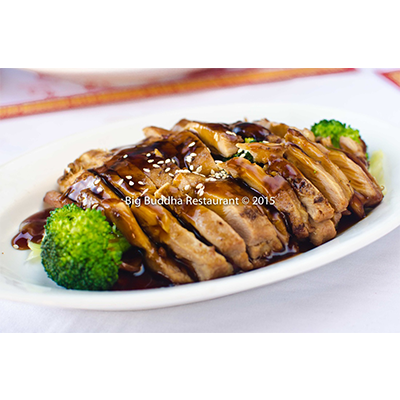 Fire Grilled Teriyaki Chicken