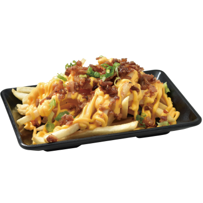 Y17 Cheese Fries with Bacon